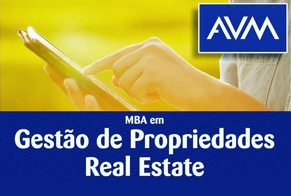 MBA em Gestão de Propriedades – Real Estate